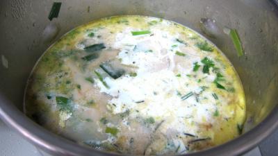 Soupe vitelottes et poireaux - 7.4