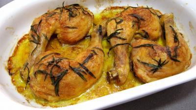 Cuisses de poulet à l'estragon - 8.2