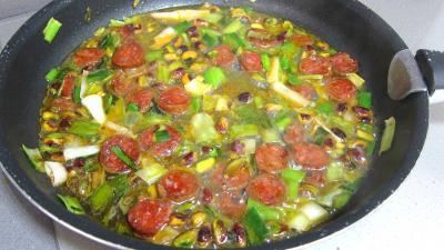 Blé aux brocolis et aux pistaches - 4.2