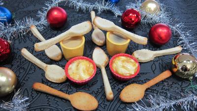 Recette Cuillères aux cacahuètes