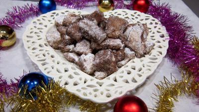 chocolat noir : Assiette de guimauves