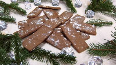 chocolat poudre : Sablés au cacao