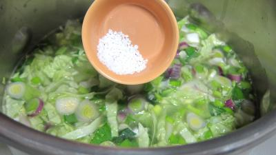 Soupe de riz aux gambas et ognasses - 5.4