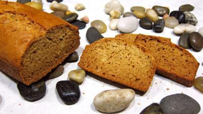 Recette Tranches de pain d'épices