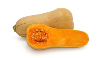 Photo : Préparation du butternut