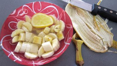 Soupe d'ananas aux fruits et au cognac - 2.1