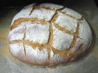 Pain de campagne à pâte fermentée - 10.4