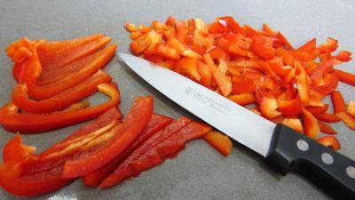 Omelette végétarienne à la chinoise - 1.3