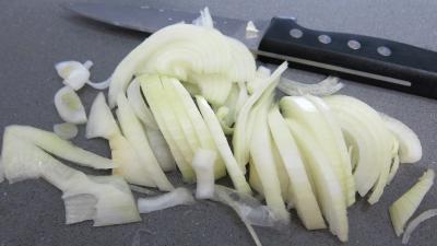 Omelette végétarienne à la chinoise - 2.1