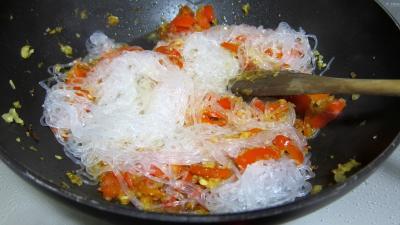Omelette végétarienne à la chinoise - 6.2