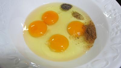 Omelette végétarienne à la chinoise - 7.1