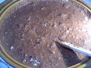 Gâteau au chocolat et aux bananes - 7.2