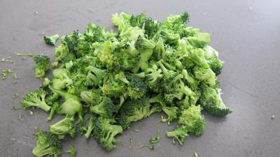 Farfalle aux brocolis en salade - 1.2