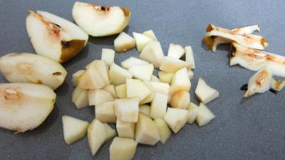 Salade de bananes et de mangue - 4.3