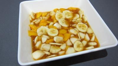 Salade de bananes et de mangue - 5.1