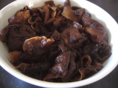 Soupe de poulet aux champignons à la chinoise - 2.1