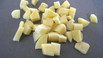 Pommes de terre et patates douces aux cèpes - 4.1