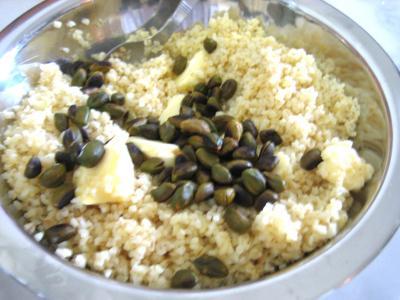 Magret et sa sauce à la chartreuse verte - 5.1