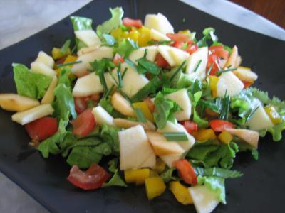 Salade de thon et poivrons - 11.1