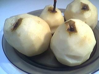 Pudding de romarin aux poires - 7.3