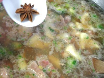 Soupe de magret façon chinoise - 4.4