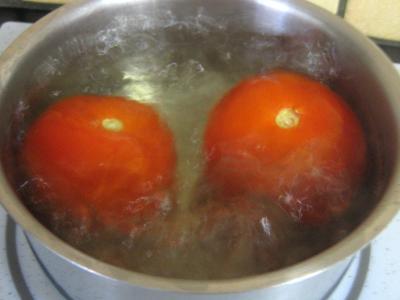 Tomates marinées pour l'apéritif - 2.2