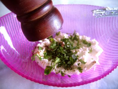 Salade de betterave rouge - 1.3