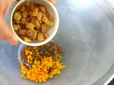 Gâteau de riz farci et sa salade de fruits - 4.1
