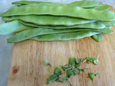 Sauté de crevettes aux légumes - 1.1