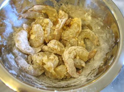 Sauté de crevettes aux légumes - 5.4