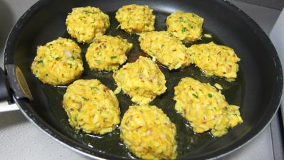 Boulettes de saumon aux courgettes façon marocaine - 7.1