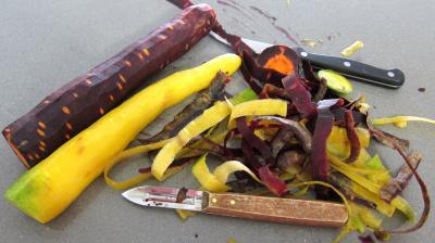 Bouillon de légumes à l'oignon rouge - 1.4