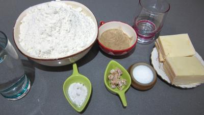 Ingrédients pour la recette : Pain baveux de la sorcière