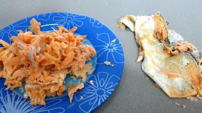 Tagliatelle au saumon - 1.1