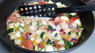 Tagliatelle au saumon - 5.4