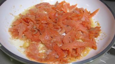 Tagliatelle au saumon - 6.2