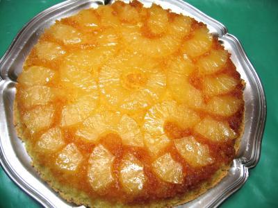 Gâteau aux ananas - 11.2