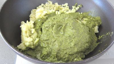Broutes en purée au chorizo à la landaise - 4.4