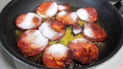 Broutes en purée au chorizo à la landaise - 6.4