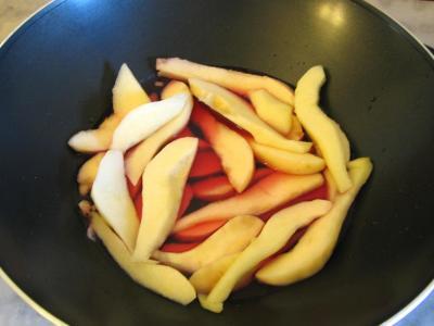 Poires aux épices façon chinoise - 2.2