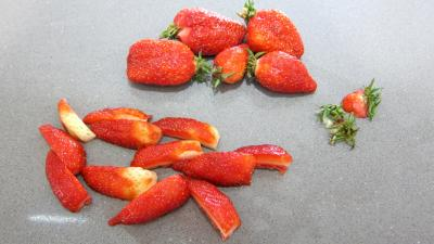 Pavlova aux fraises - 6.2