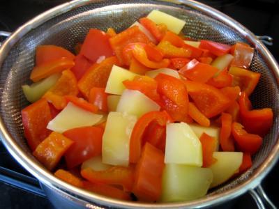 Purée de poivrons rouges - 4.2