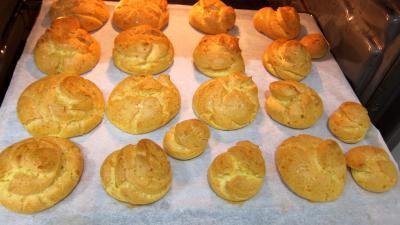 Pâte à choux ou gougères au kenwood - 6.3