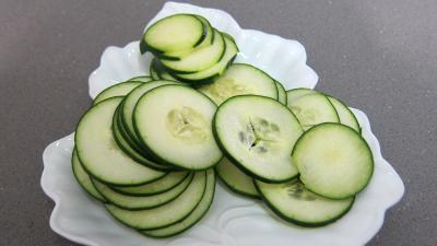 Salade de magret au Cantal - 2.1
