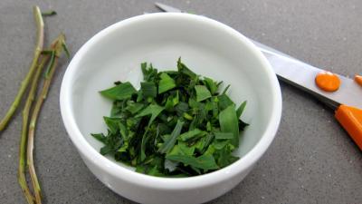 Pousses de bambou en salade - 3.3