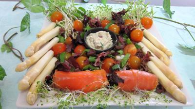 Recette Cannellonis de saumon fumé