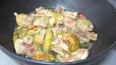 Mijoté de poulet aux abricots - 4.1