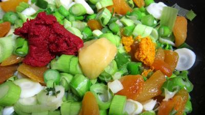 Mijoté de poulet aux abricots - 5.4