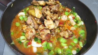 Mijoté de poulet aux abricots - 7.2