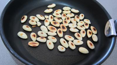 Concombre, poireaux et calamars à l'aigre-doux - 8.4